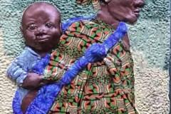 African-madonna