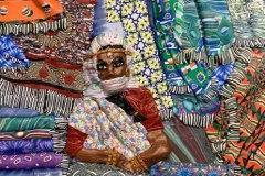 Indian-Rug-market-